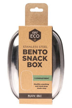 Ever Eco Stainless Steel Bento Snack Box - 1 Compartment