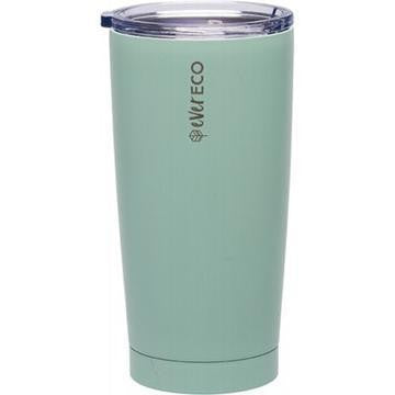 Ever Eco Insulated Tumbler Brushed Sage 592ml - GoodnessMe
