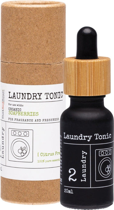 That Red House Laundry Tonic - Citrus Fresh 20ml - GoodnessMe