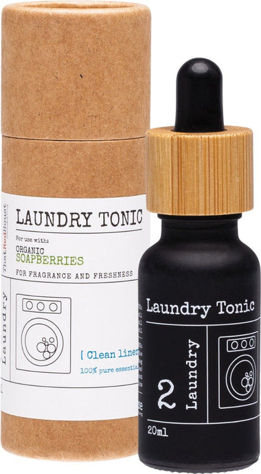 That Red House Laundry Tonic - Clean Linen 20ml - GoodnessMe