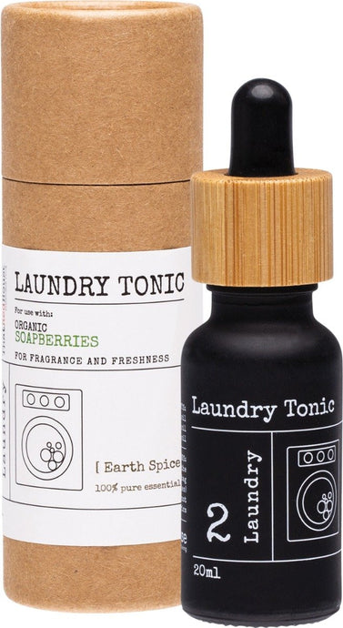 That Red House Laundry Tonic - Earth Spice 20ml - GoodnessMe
