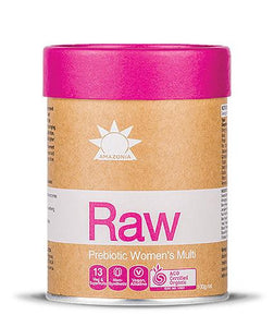 Amazonia - Raw Organic Prebiotic Women's Multi 100g