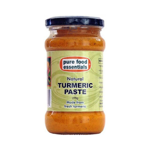 Pure Food Essetials Spices Turmeric Paste - GoodnessMe