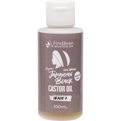Vrindavan Jamaican Black Castor Oil - Grade A - Refined 100ml
