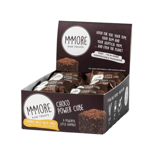MMMore Choco Power Cube 16 x 37g Box