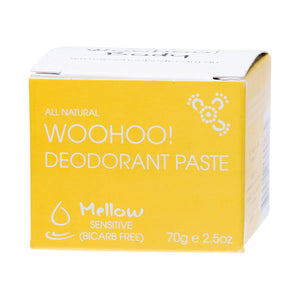 Woohoo Body Deodorant Paste Mellow 60g