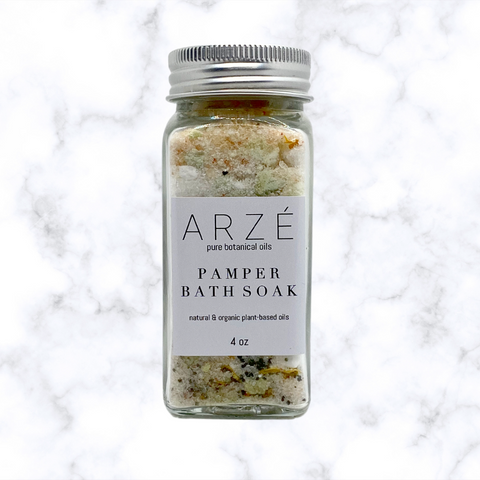 P A M P E R - Soul Care Botanical Bath Soak