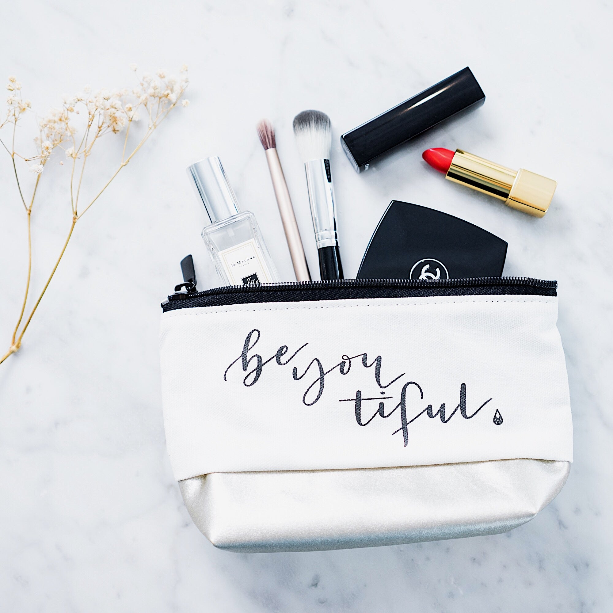 BE-YOU-TIFUL Travel Bag