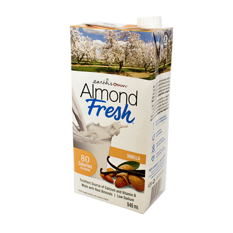 Bebida de Almendra Vainilla 946 ml - So Fresh Almond
