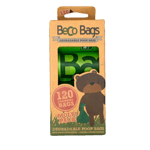 Bolsas biodegradables 120 und (08 rollos) - Becopets