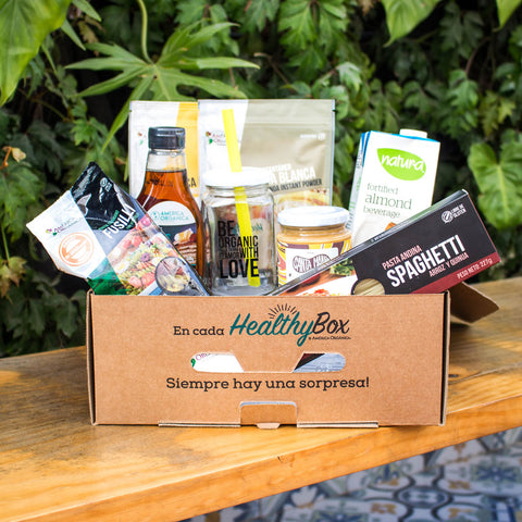 Healthy Box #1 - América Orgánica