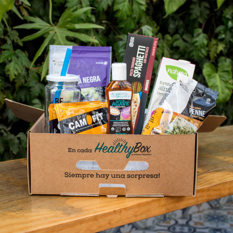 Healthy Box #2 - América Orgánica