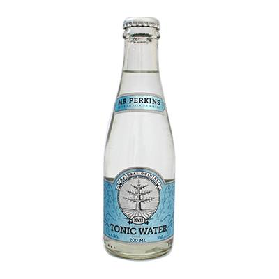 Bebida - Tonic Water 200 Ml - Mr. Perkins