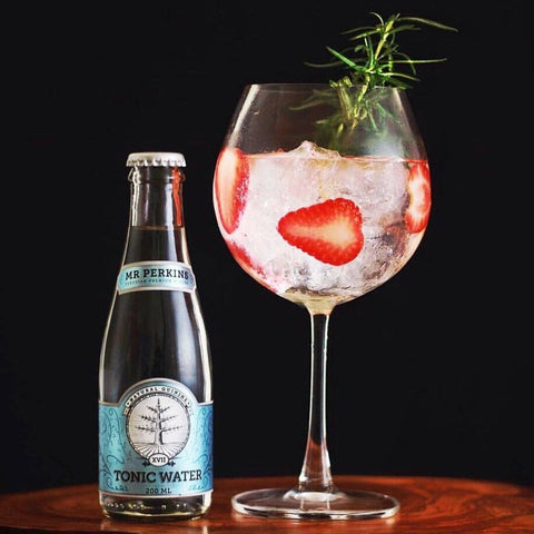 Tonic Water 200 ml - Mr. Perkins