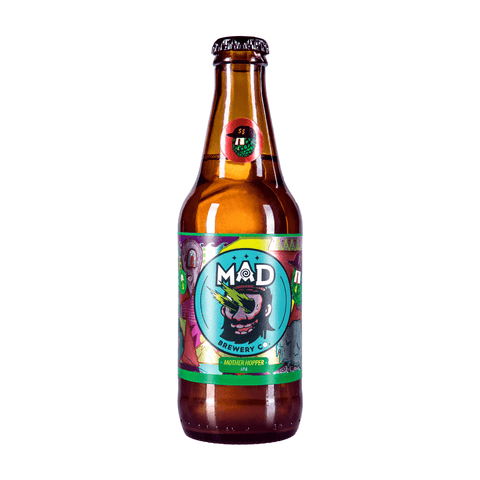 Cerveza - MotherHopper India Pale Ale 330 Ml - MAD