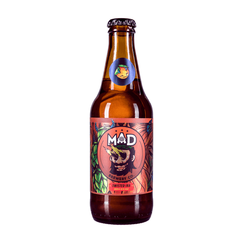 Cerveza - Twisted IRA India Red Ale 330 Ml - MAD