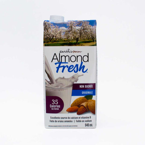 Bebida de Almendra Original 946 ml (sin azúcar) - So Fresh Almond