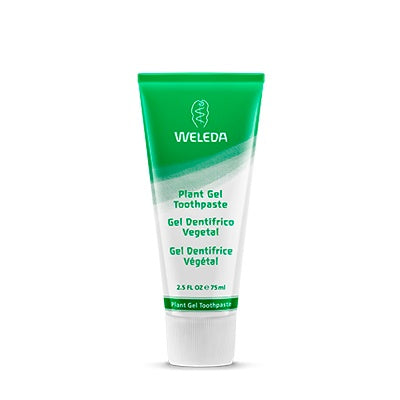 Limpieza Bucal - Gel Dentífrico Vegetal 75 Ml - Weleda