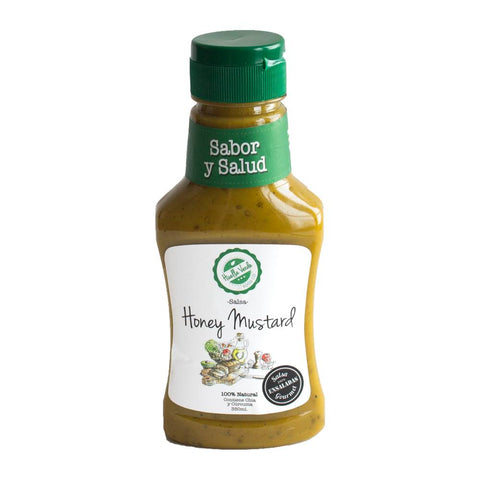 Salsas - Honey Mustard 350 Ml - Huella Verde
