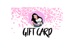 Official Nichole Jacklyne Gift Card