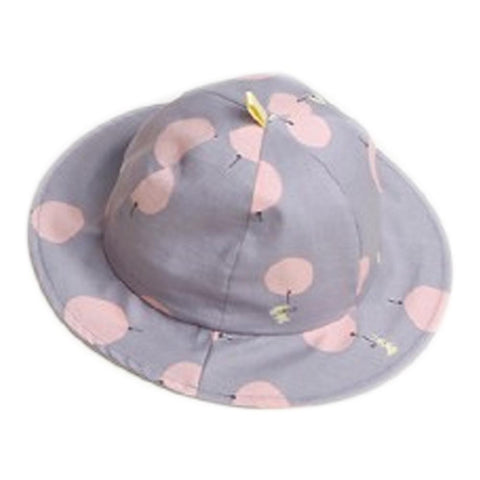 Summer Polka Dot Baby Girl Hat