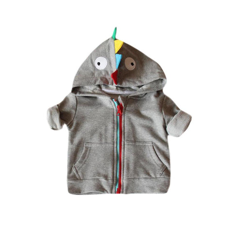 Cute Cartoon Jacket Baby Girl Lovely Outfit