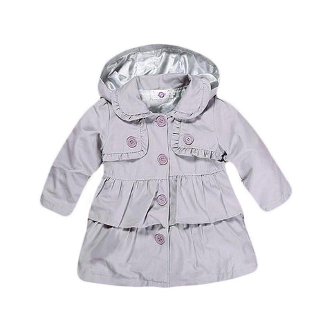 Cute Casual Jacket Baby Girl Autumn/ Spring Outfit