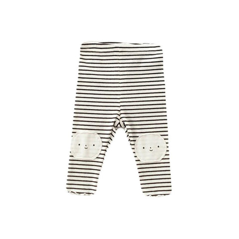 Casual Spring Pants Baby Girl Striped Trousers