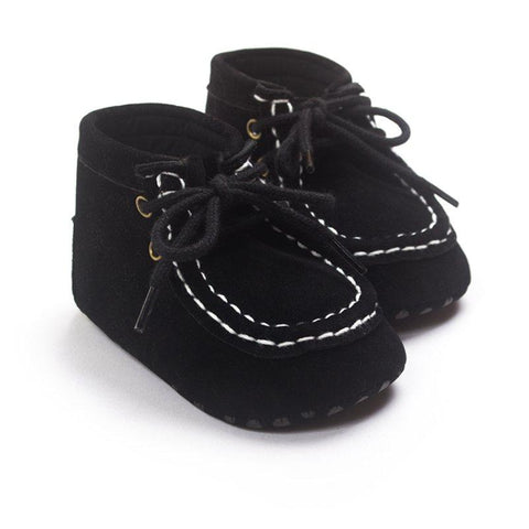 High-top Elegant Moccasins