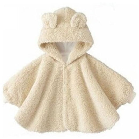 Cotton Baby Bear Jacket Cute Outfit
