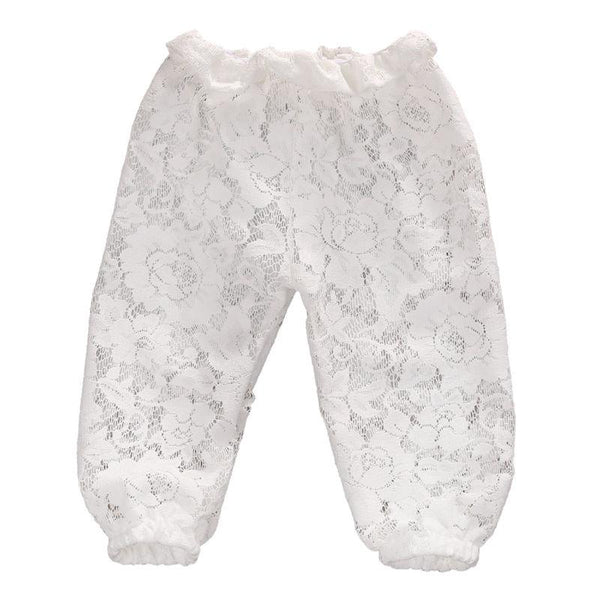 Summer Baby Girl Pants Cute Trousers