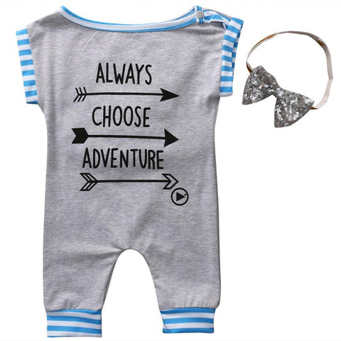 Baby Arrows Outfit Set