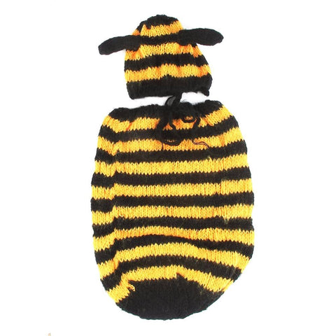 Lovely Bee Costume Baby Girl Outfit