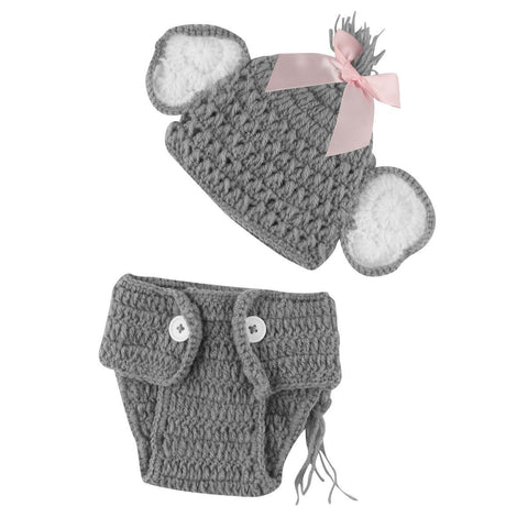 Elephant Costume Baby Girl Outfit