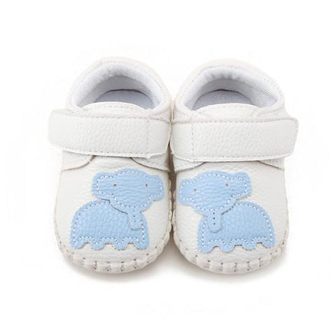 Penguins And Elephants Patchwork Sneakers