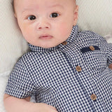 Two Piece Baby Outfit Gentleman Set