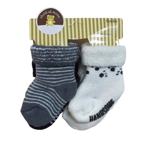 Newborn Winter Anti Slip Socks