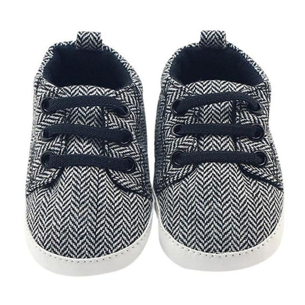 Striped Toddler Sneakers