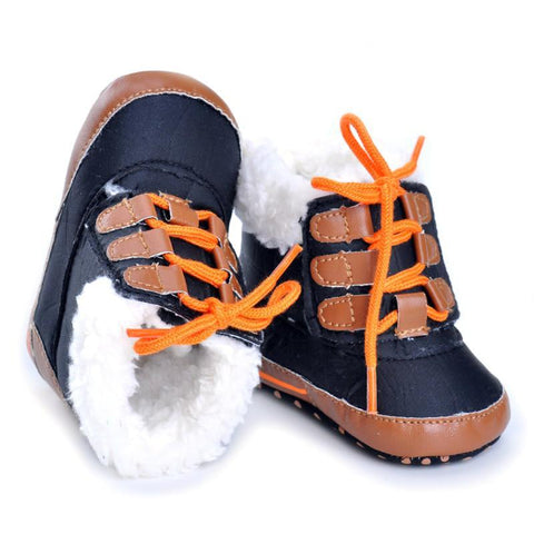 Winter Newborn Snow Boots