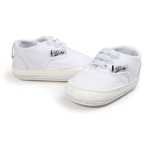 Infant Canvas Sneakers