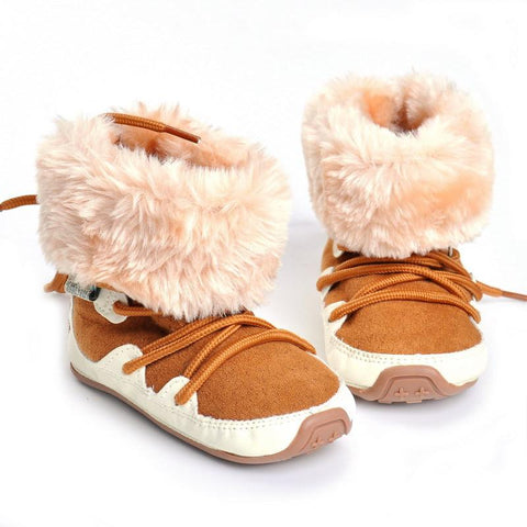 Toddler Soft Snow Boots