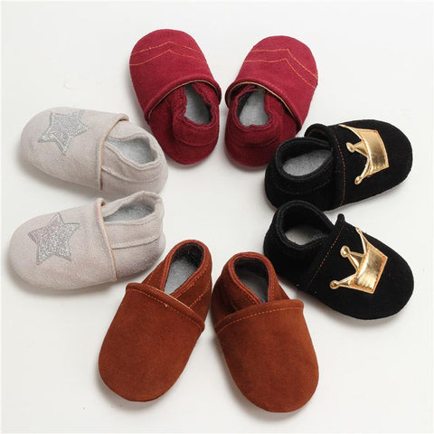 Genuine Leather Premium Moccasins