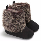 Super Warm Fur Winter Boots