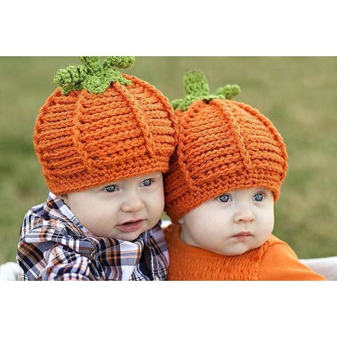 Lovely Pumpkin Halloween Hat