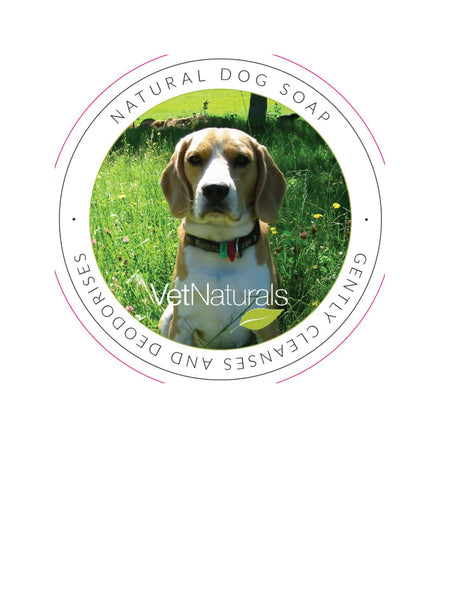 Vet Naturals Dog Soap 100gm