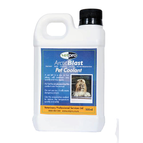 Arctic Blast Emergency Coolant