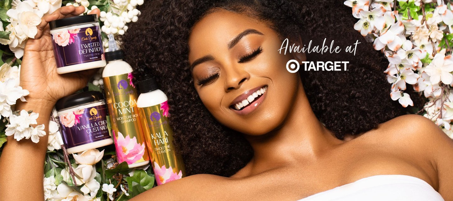 Enabling women with textured hairto experience hair freedom!