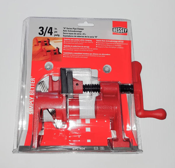 """H"" SERIES PIPE CLAMP"