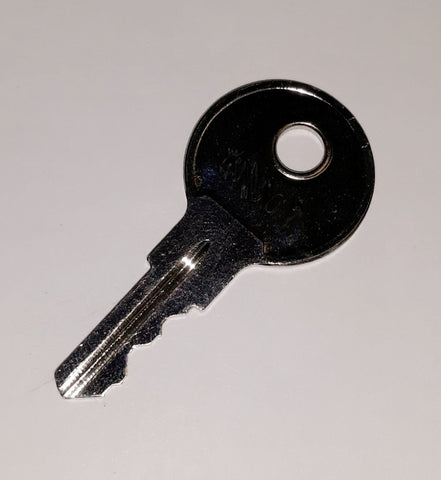 KEY REPLACEMENT KEY ONLY 1SCCH501