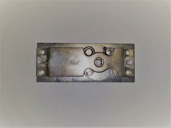2 POINT DOOR LATCH CENTER CASE ZINC DEAD BOLT ACTION